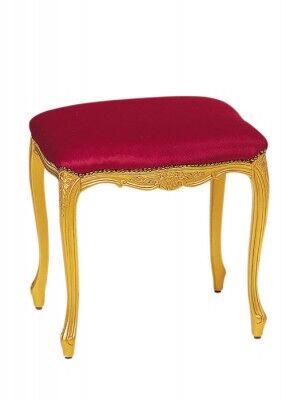 Sedilie mit vergoldeter Oberfläche