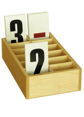Nummernkasten für Nummern 14,5 cm