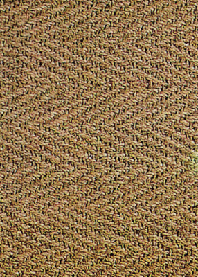 Kokosläufer Natur Fischgrat: unbeschichtet
