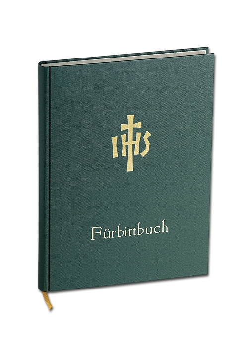 Fürbittbuch DIN A3