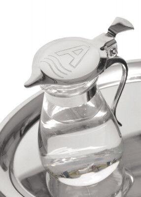 Ersatzkännchen aus Glas