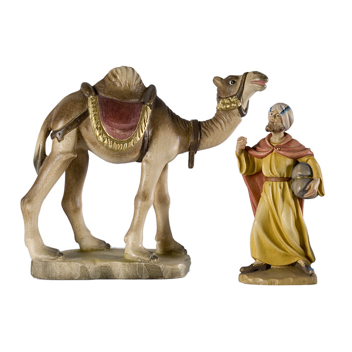 Weihnachtskrippe ST. ULRICH: Kamel