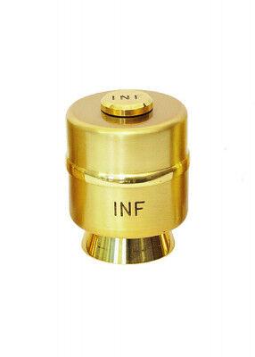 Einzelölgefäß INF: mit Schraubdeckel