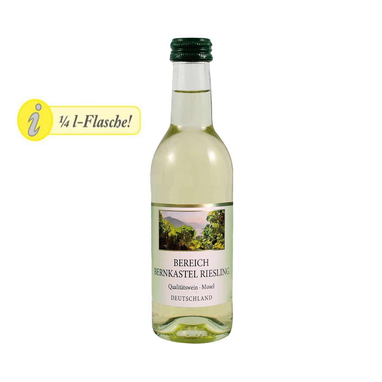 Messwein Riesling in 0,25 l Flasche
