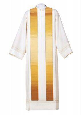 Priesterstola mit eleganten Farbverläufen
