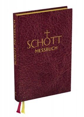 SCHOTT-Messbuch für die Sonn- und Festtage des Lesejahres C