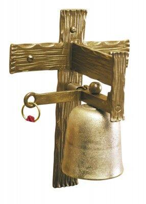 Sakristeigeläute aus handgeschmiedetem Eisen
