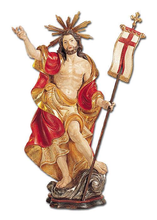 Auferstandener Christus mit Aureole