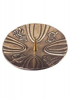Altarleuchter mit Symbolen der Sakramente