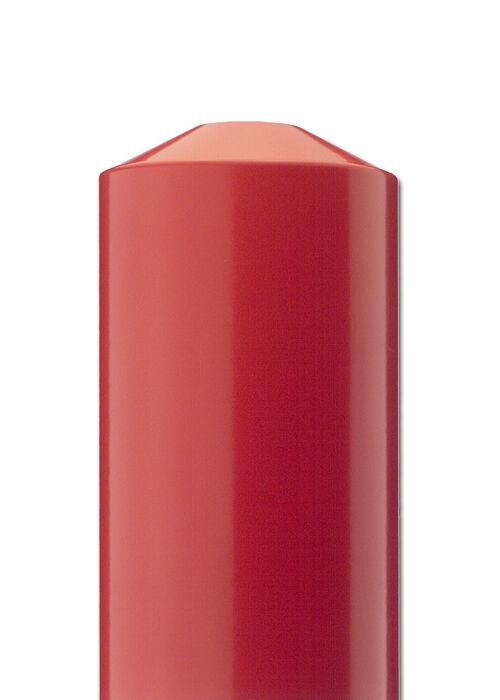 Zierhülle aus rotem Metall