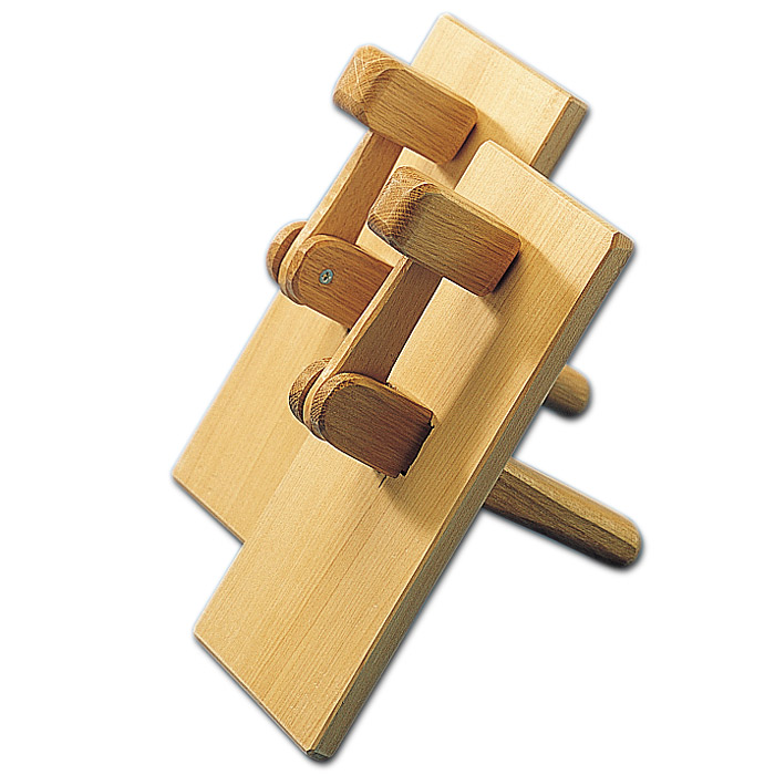 Karfreitags-Holzklappern