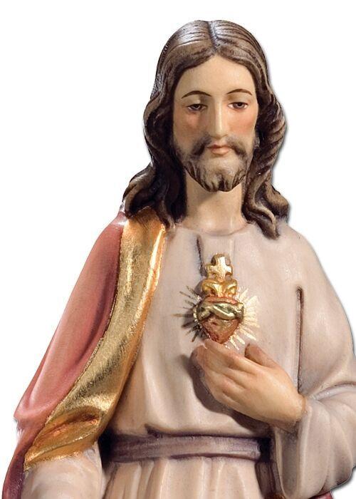 Herz Jesu aus Fiberglas