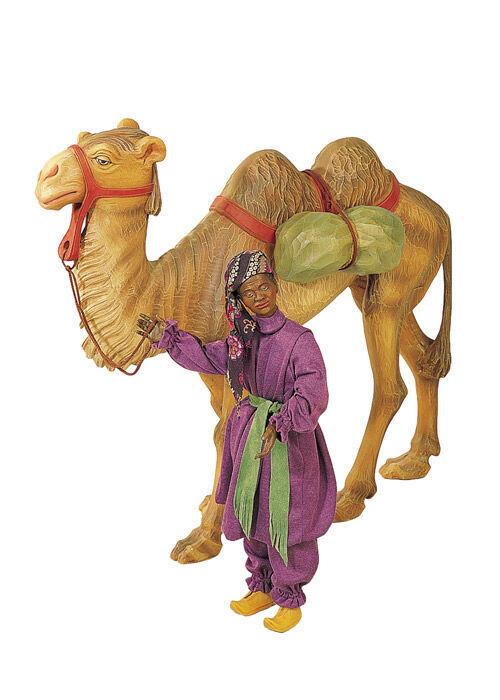 Kameltreiber (Lieferung ohne Kamel)