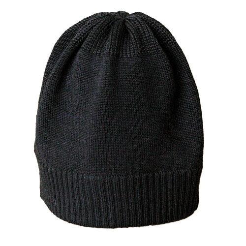 Mütze mit feiner Merinowolle