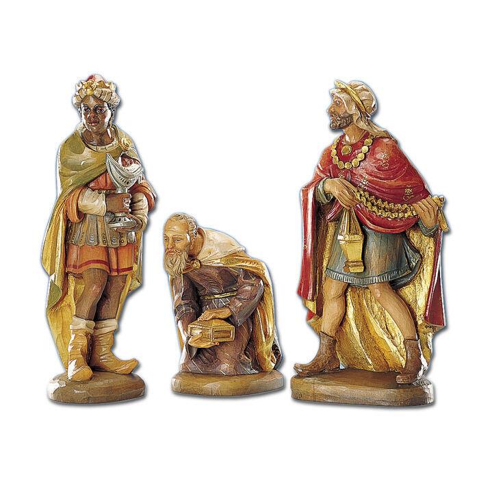 Weihnachtskrippe ST. ULRICH: Heilige 3 Könige