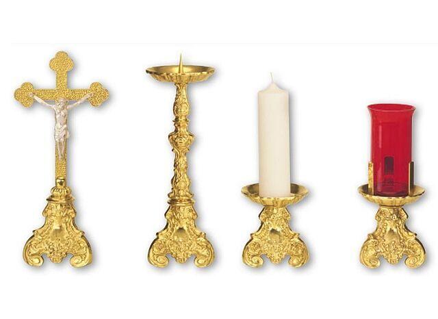 Ergänzende Altargeräte