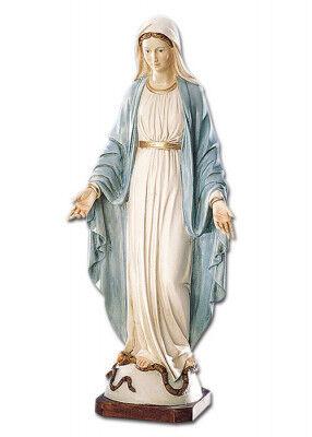 Wundertätige Madonna aus Kunststoff