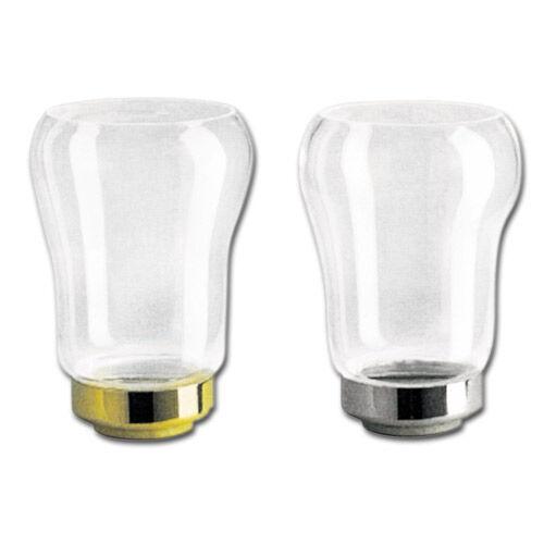 Ersatzglas für Flambeaux: birnenförmig