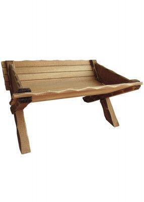 Krippenwiege aus Holz