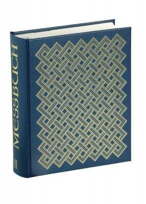 Messbuch II für alle Tage des Jahres
