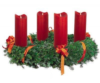 LED-Kerze Kunstharzkerzen für innen und außen