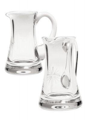 Messkännchen aus Kristallglas