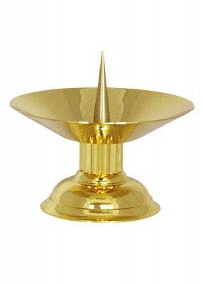 Altarleuchter vergoldet