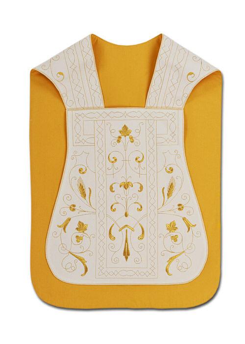 Römische Kasel im barocken Stil